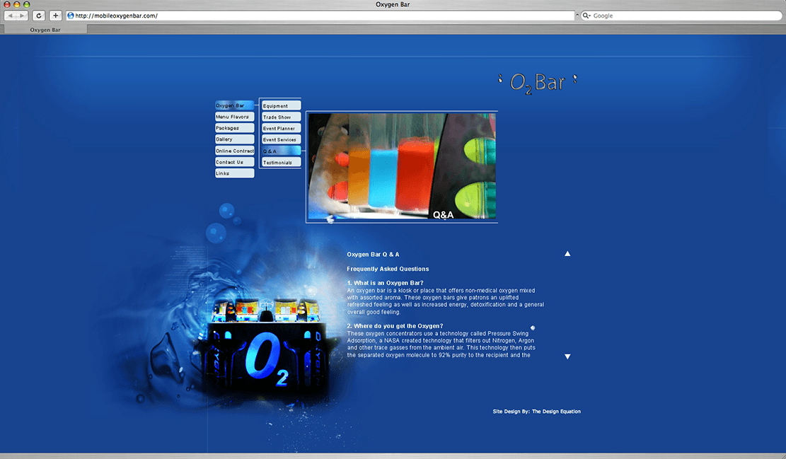 Oxygen bar fayetteville arkansas